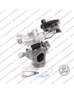 A6460900480 Turbina Garrett Mercedes Sprinter 2.2