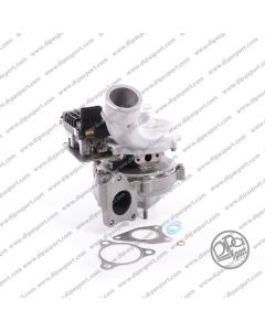 7764701 Turbo Garrett Revisionato Vag 3.0 TDI V6