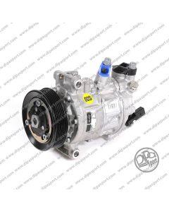 5Q0820803A Compressore Clima A/C Denso Audi 1.8