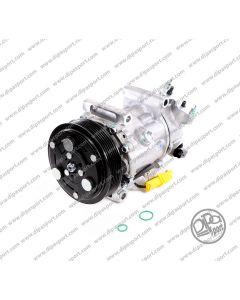 6453QJ Compressore A/C Ctr Citroen Peugeot Ds