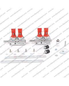 Rail Gpl/Metano Compatibile A 2 Bancate