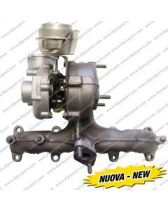 038253019Q Turbina Garrett Vw Beetle Bora 1.9 d TDI