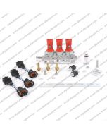 Rail Gpl / Metano Equivalente 3 Cilindri